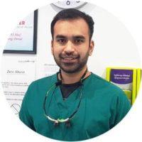 Dr Ali Altaf B.Dent.Sc, BA.Sc