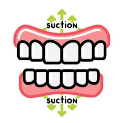 Suction Dentures