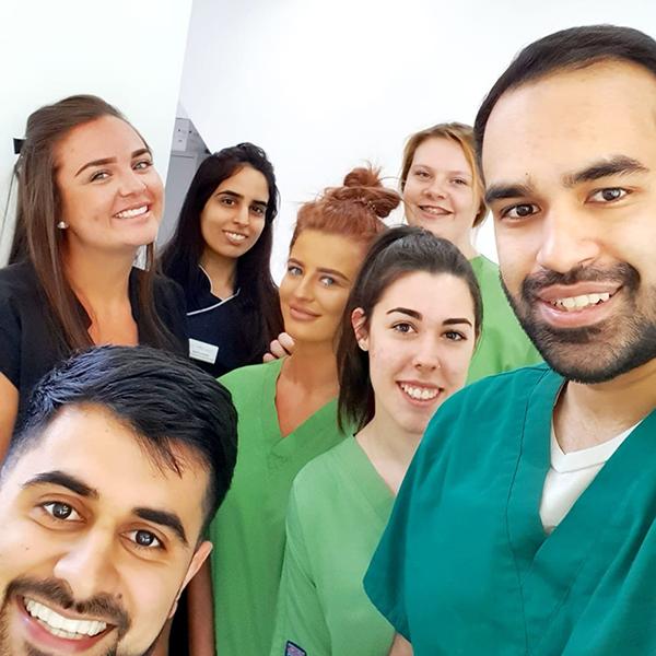 Synergy Dental Preston Team