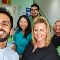 Synergy Dental clinic Farnworth Team