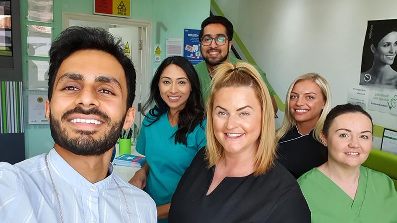 Synergy Dental clinic Farnworth Team