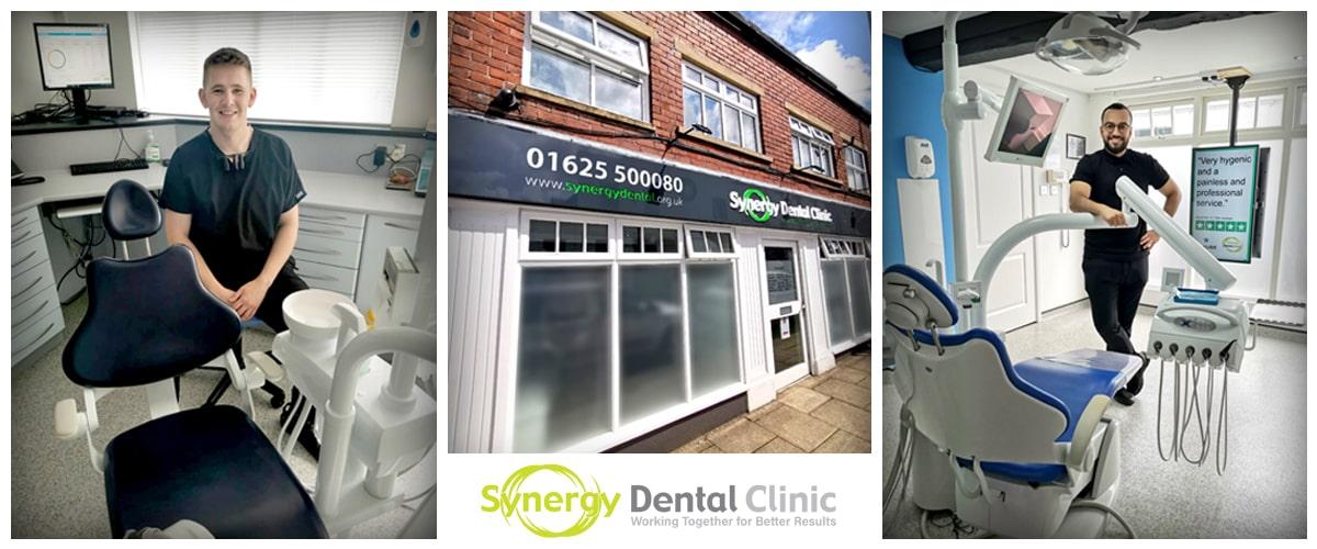 Synergy Dental Macclesfield Team